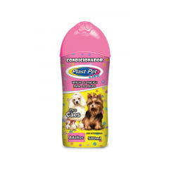 CONDICIONADOR PARA CACHORROS ADULTOS PLAST PET CARE (500 ML)