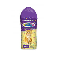 SHAMPOO PARA GATOS PLAST PET CARE (500 ML)
